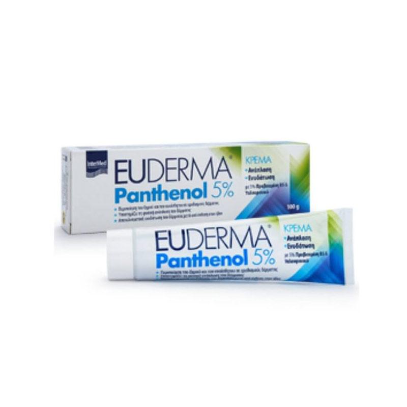 INTERMED Euderma Panthenol 5% 100g