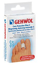 GEHWOL Corn Protection Ring G Προστατευτικός δακτύλιος G για κάλους 3 τεμ.