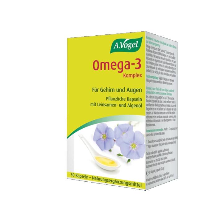 A.Vogel Omega-3 complex 30caps