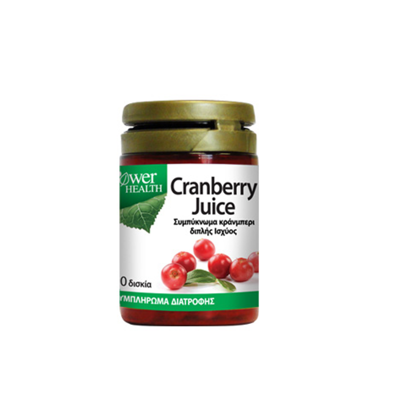 POWER HEALTH CRANBERRY JUICE 4500mg 30tabs