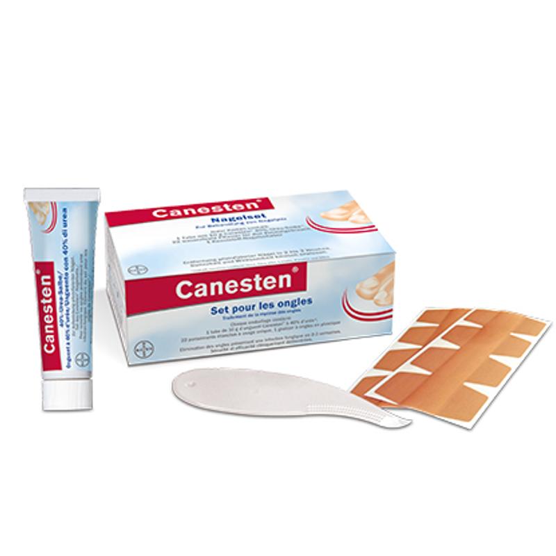 Canespro Σετ Θεραπείας Ονυχομυκητίασης