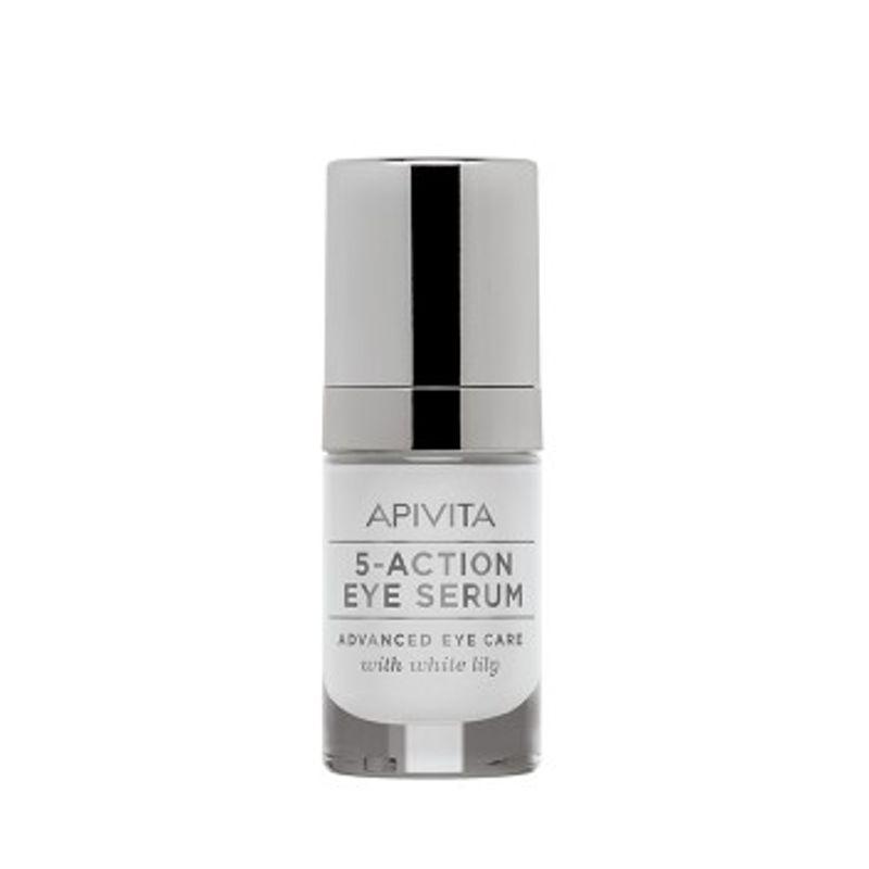 APIVITA 5-Action Eye Serum 15ml