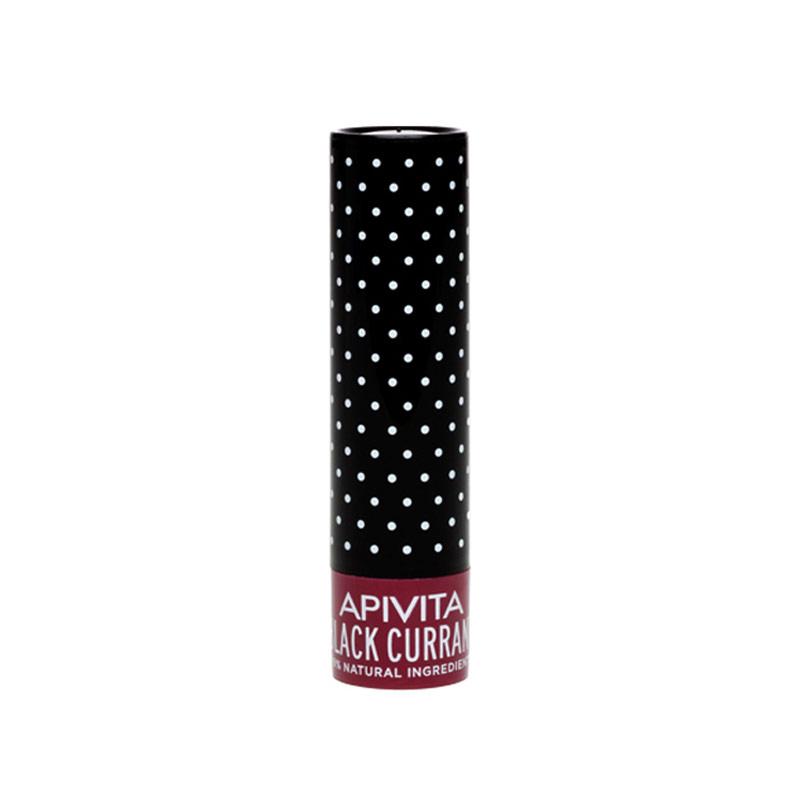 Apivita Lip Care Blackcurrant Balm Χειλιών με Φραγκοστάφυλο