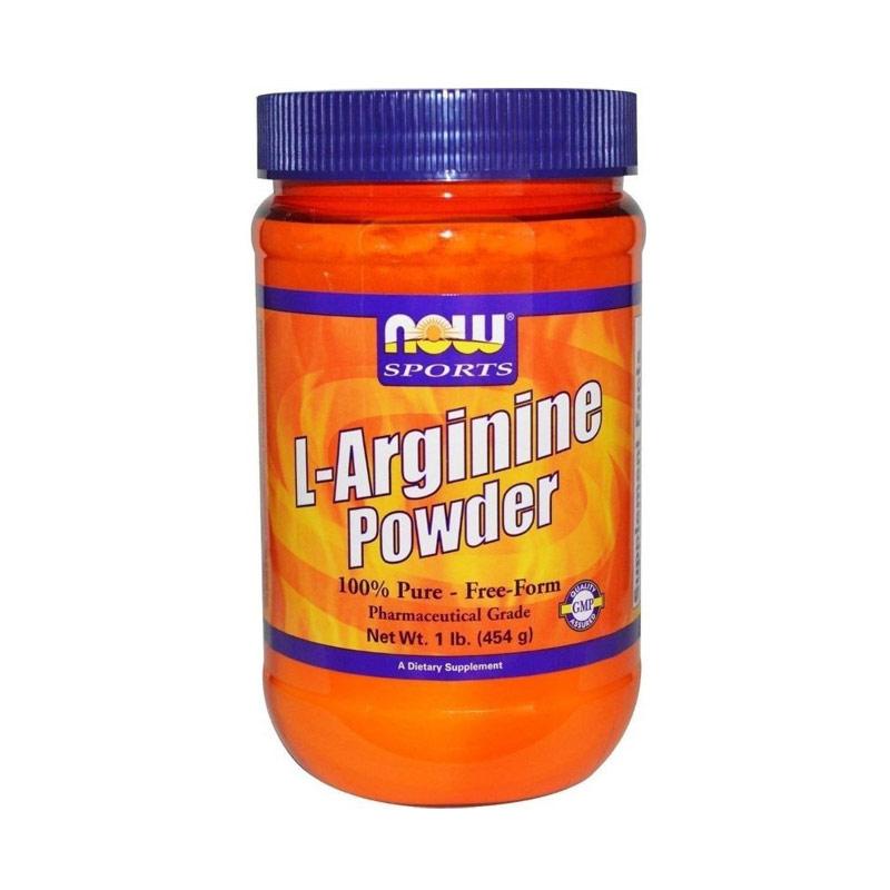 Now Sport L-Arginine Powder 454gr