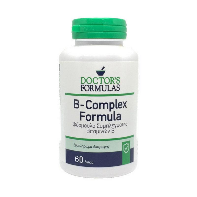 Doctors Formulas B-Complex 60tabs