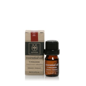 APIVITA Cinnamon – Κανέλλα 5ml