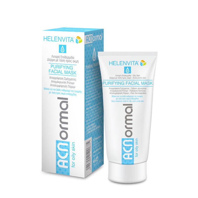 Helenvita ACNormal Purifying Facial Mask, 75 ml