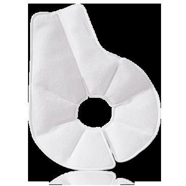 NUK Ψυχρά/θερμά επιθέματα γέλης για το στήθος (2 επιθέματα)