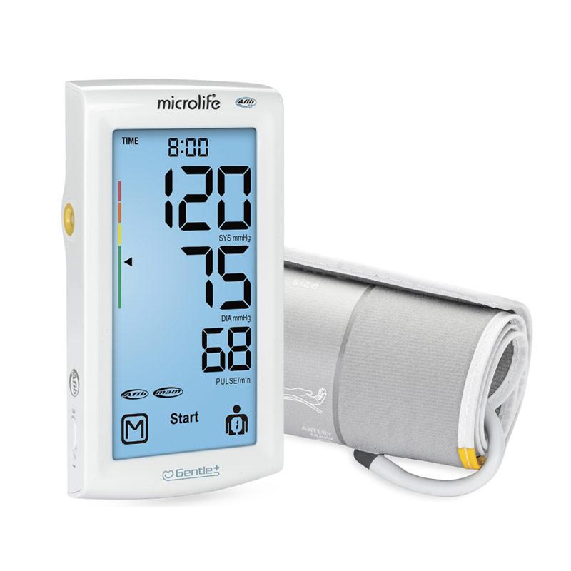 Microlife BP AFIB A7 Touch Αυτόματο Πιεσόμετρα Μπράτσου με Οθόνη Αφής