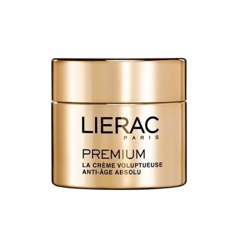 LIERAC LIMITED EDITION PREMIUM La Creme Voluptueuse Anti Age 50ml