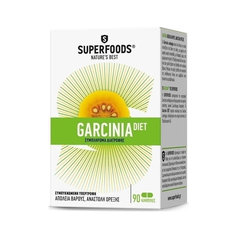 SuperFoods GARCINIA Diet 90caps
