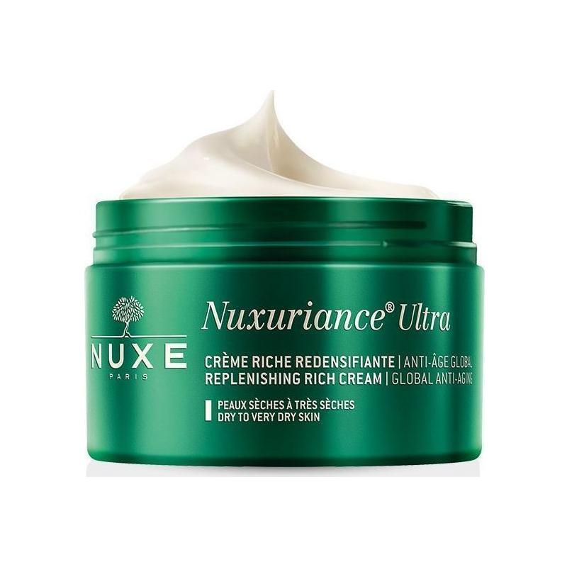 NUXE NUXURIANCE ULTRA Creme Riche Redensifiante(ξηρή- πολύ ξηρή επιδερμίδα) 50ml