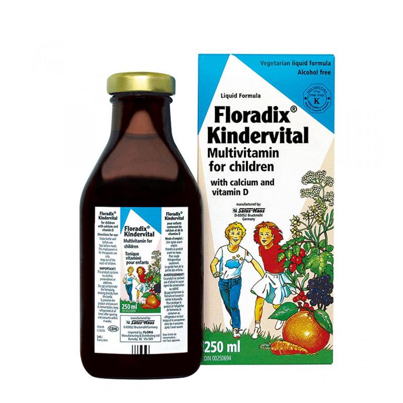 Power Health Floradix-Kindervital 250ml