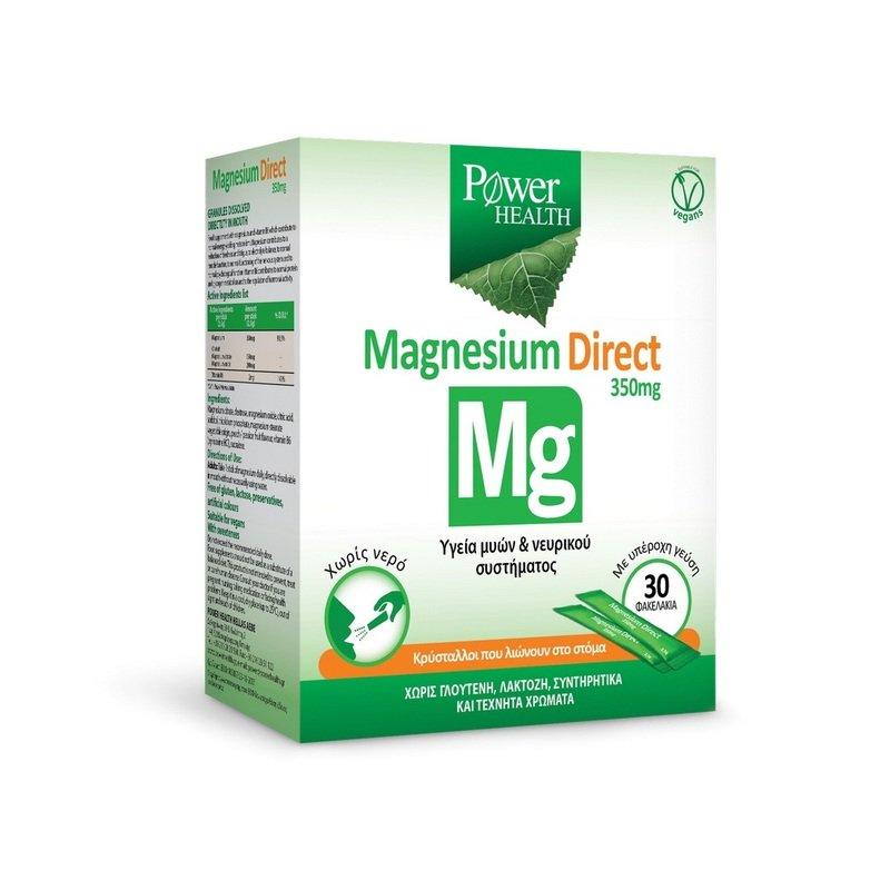 Power Health Magnesium Direct 350mg 30sticks
