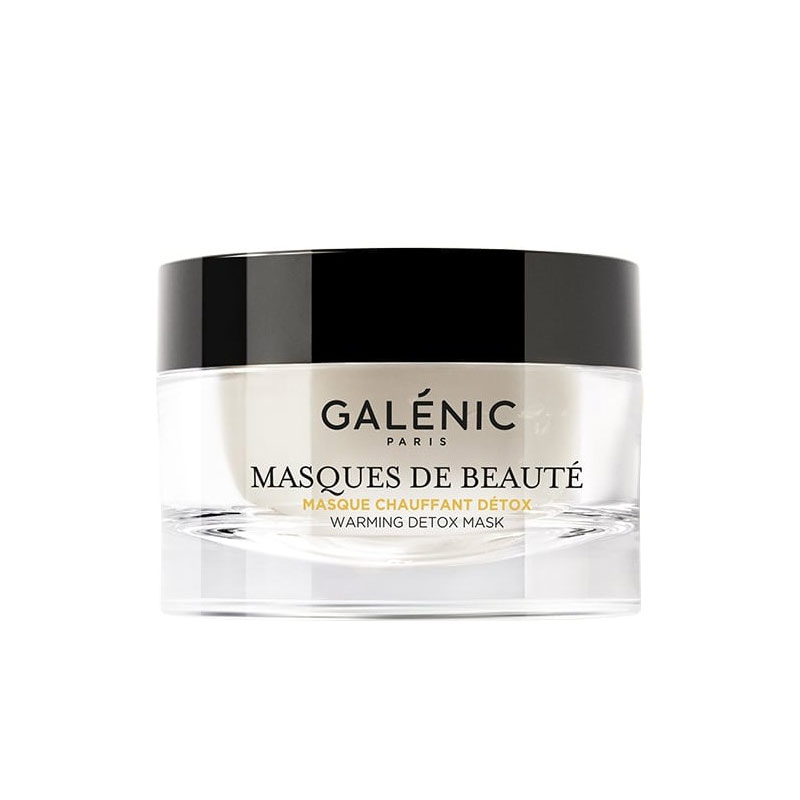 Galenic Masque Chauffant Detox Θερμαντική Μάσκα Αποτοξίνωσης 50ml