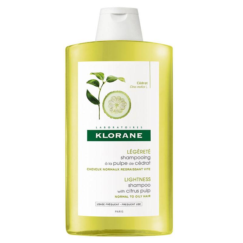 Klorane shampoo a la puple de cedrat - Κίτρο 400ml