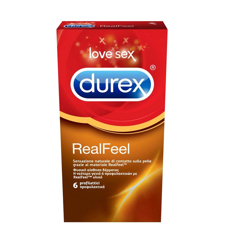 DUREX Real Feel 6pic