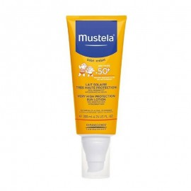 MUSTELA Very High Protection Sun Lotion SPF50+ (200ml)