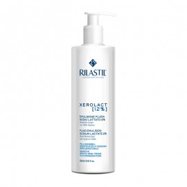 Rilastil Xerolact Fluid Emulsion Sodium Lactate 12% 250ml