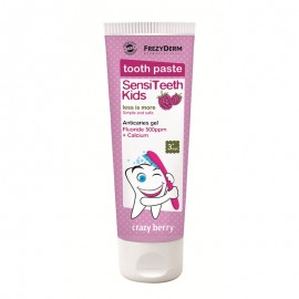 FREZYDERM SENSITEETH KID'S TOOTHPASTE 500ppm 50ml