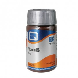 QUEST VITAMIN B6 50mg  60tbs