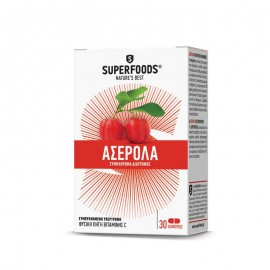SuperFoods Aσερόλα Εubias™ 300mg 30caps