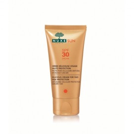 NUXE SUN Delicious Cream for Face Κρέμα Προσώπου SPF30, 50ml