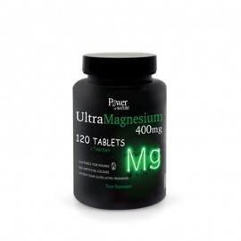 Power of Nature Sport Series Ultra Magnesium 400mg 120tabs