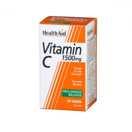 Health Aid Vitamin C1500mg with Bioflavonoids VITAMIN C 30tabs