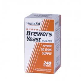 Health Aid Brewers Yeast Μαγιά Μπύρας 300mg 240tabs