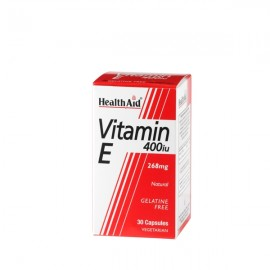 Health Aid Vitamin E 400 i.u. (268mg) Βιταμίνη Ε 30caps