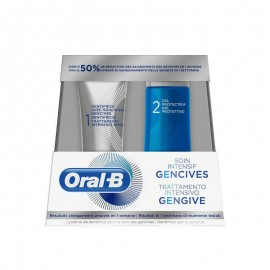 Oral-B Promo Gum Intensive Care Toothpaste Οδοντόκρεμα 85ml & Protection Gel 63ml