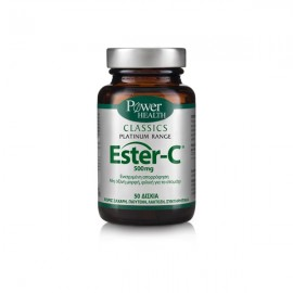 Power Health Classics Platinum Range Ester-C® 500mg 50δισκία