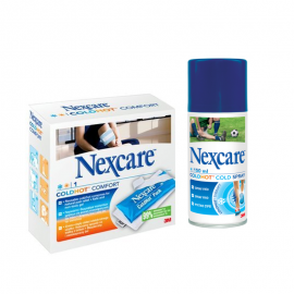 3M Nexcare ColdHot COMFORT 1τεμ+ Δώρο Nexcare Coldhot COLD SPRAY 150ml