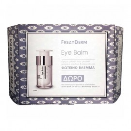 Frezyderm Πακέτο Eye Balm 15ml με Δώρο Active Block 15ml + Revitalizing Serum 5ml