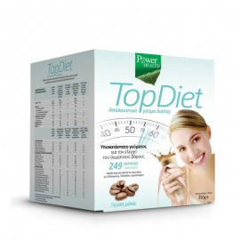 Power Health Top Diet 10 x 35gr Μόκα