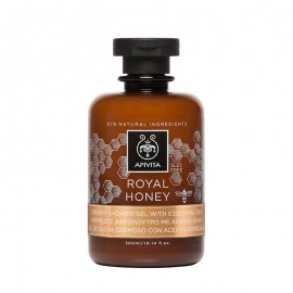 Apivita Royal Honey Shower Gel with Essential Oils 300ml