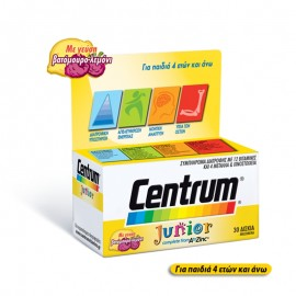 CENTRUM Junior 30 tabs