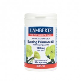 Lamberts Evening Primose Oil & Starflower Oil 1000mg 90caps