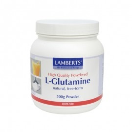 Lamberts L –Glutamine Powder 500gr
