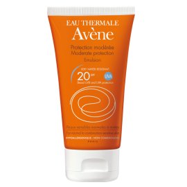 AVÈNE Eau Thermale EMULSION SPF20 50ml