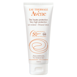 AVÈNE EAU THERMALE MINERAL LOTION SPF50 ΑΝΤΗΛΙΑΚΟ ΓΑΛΑΚΤΩΜΑ 100ml