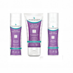 Pharmasept Tol Velvet Total Foot Care System 3προϊόντα(Pharmasept Tol Velvet Intensive Foot Cream 75ml-Pharmasept Tol Velvet Foot Care System Lotion 100ml-Pharmasept Tol Velvet Foot Care Deodorant Powder 70g)