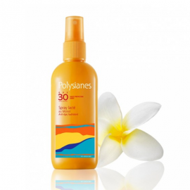 POLYSIANES Spray Lacte SPF30 au Monoi 200ml