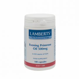 LAMBERTS Pure Evening Primrose Oil 500mg 180caps