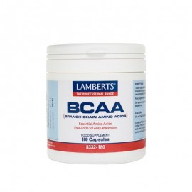 Lamberts BCAA-Branch Chain Amino Acids 180caps