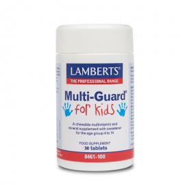 Lamberts Multi-Guard For Kids 30tabs