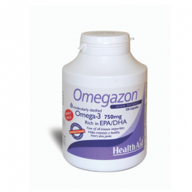 HEALTH AID Omegazon Family pack 750mg 120caps