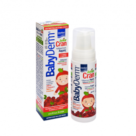 BABYDERM Junior Cran Foam 150ml