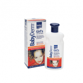 BABYDERM Girls intimate wash 300ml